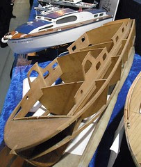 Fireboat part built