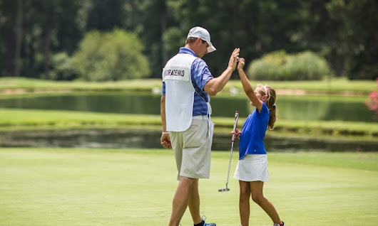 The Kids Are Alright: Spike in Junior Golf Participation a Good Sign for Game's Future