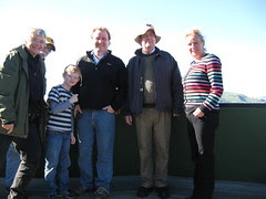 Me, Phil, Henry, Sam, John and Lesley