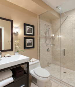Home Projects That Sell - Fixing Small Bathrooms