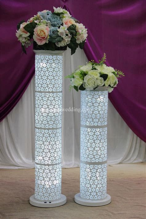 Hot Sale Wedding Columns Used Wedding Decorations/wedding