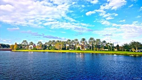 Stunning November Afternoon Glows With Orlando Magic - IMRAN™ by ImranAnwar