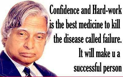Apj Abdul Kalam Important And Realistic Quotes For Your Life