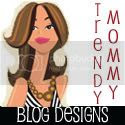 Trendy Mommy Blog Design