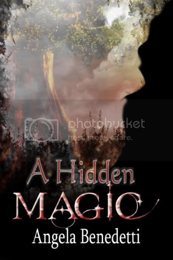 A Hidden Magic -- Cover