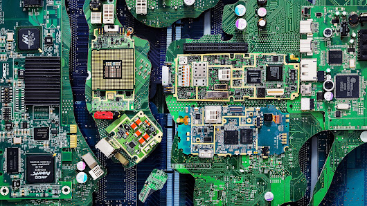 Tracing New York City's millions of pounds of e-waste from shelf to shredder