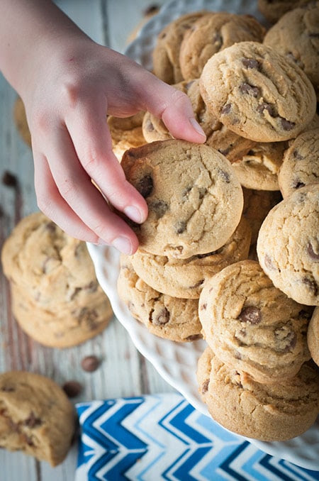 Dunkable Classic Chocolate Chip Cookies | Photos & Food