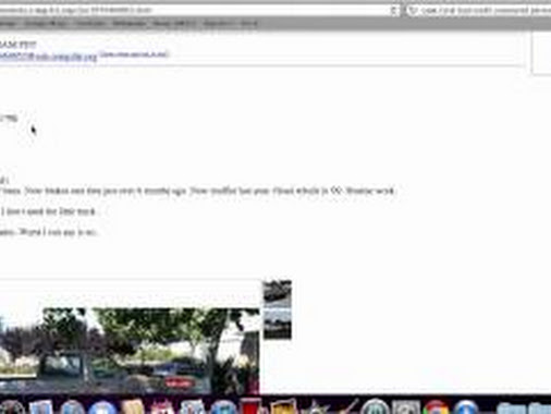 Craigslist Modesto Used Cars For Sale By Owner – Local ...