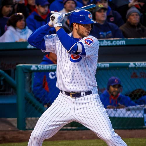 Kris Bryant's Choice: The Diamond or the Dental Office » Dentistry & Oral Health Blog