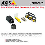 5700-371 - Axis Network connector - RJ-45 (M)