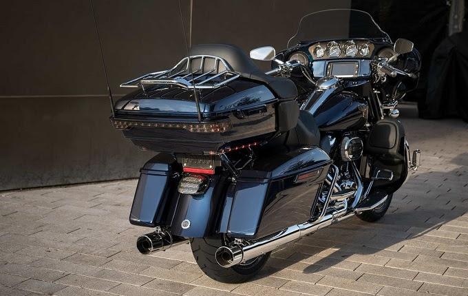 Davidson identik dengan pengusaha sukses yang telah berumur Sosok Moge Mentereng Harley-Davidson, Tak Akan Buat Bung Terkerangkeng