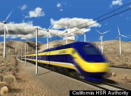 California Bullet Train Vote