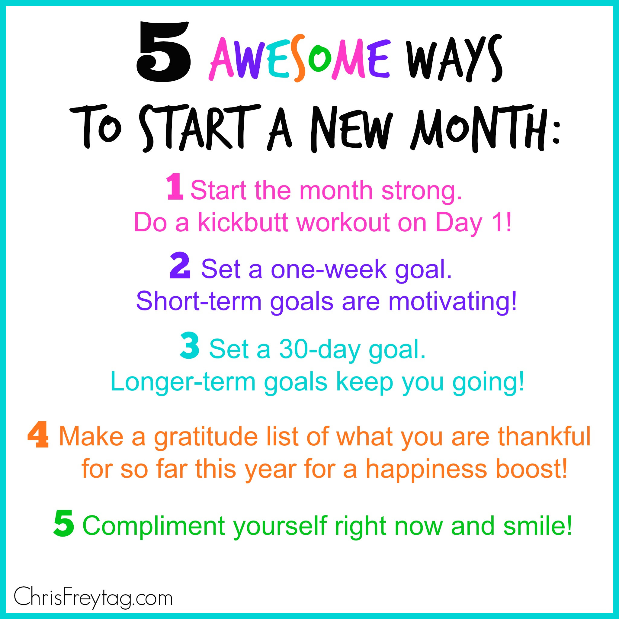 Quotes About Starting A Month 42 Quotes