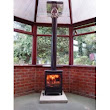 "Conservatory woodburning stove install kit (for 5"" stove flue)"