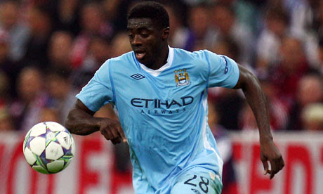 Liverpool close in on City's Kolo Touré to shore up central defence
