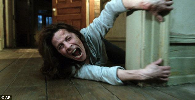 Image of Lili Taylor in conjuring