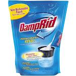 Damp Rid Fg30k Moisture Absorber Refill, Fragrance Free, 42 Oz