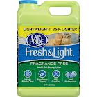 Cat's Pride Fresh & Light Scoop Litter, Fragrance Free - 240 oz jug