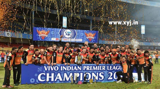 IPL Winners List of All Seasons / Series 1,2,3,4,5,6,7,8,9 with Images | XYJ.in