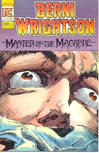 Berni Wrightson 1-00 (by senses working overtime)
