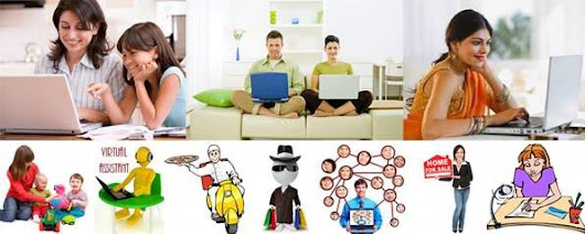 20+ Work from Home Jobs can Earn you Rs. 30000 & More