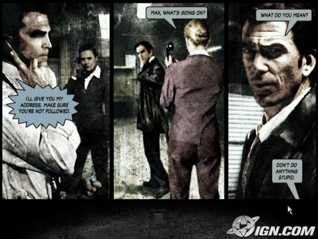 Max Payne 2: The Fall of Max Payne Picture