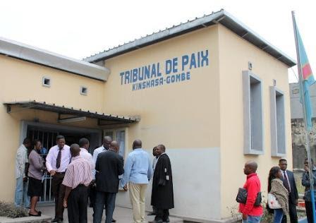 Deux voisins au TGI/Gombe pour empiétement des limites parcellaires