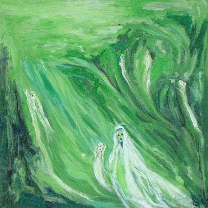 La Novia Fantasma