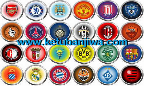 PES 2013 New Team Logos-Emblem Update 2015 Ketuban Jiwa