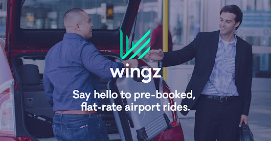 Try Wingz and get $5 off your first ride