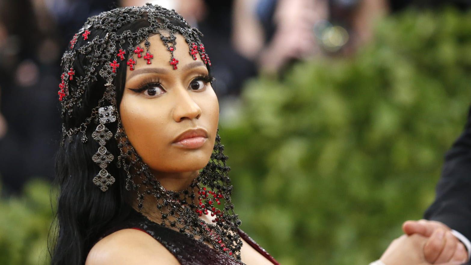 Nicki Minaj's Swollen Testicles Claim Dismissed by Trinidad and Tobago Health Minister Terrence Deyalsingh