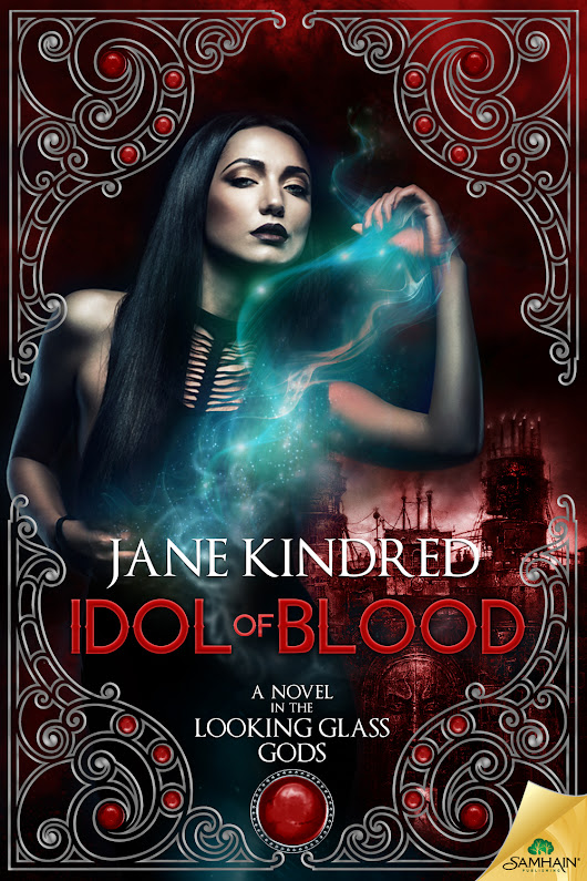 Release Day: IDOL OF BLOOD