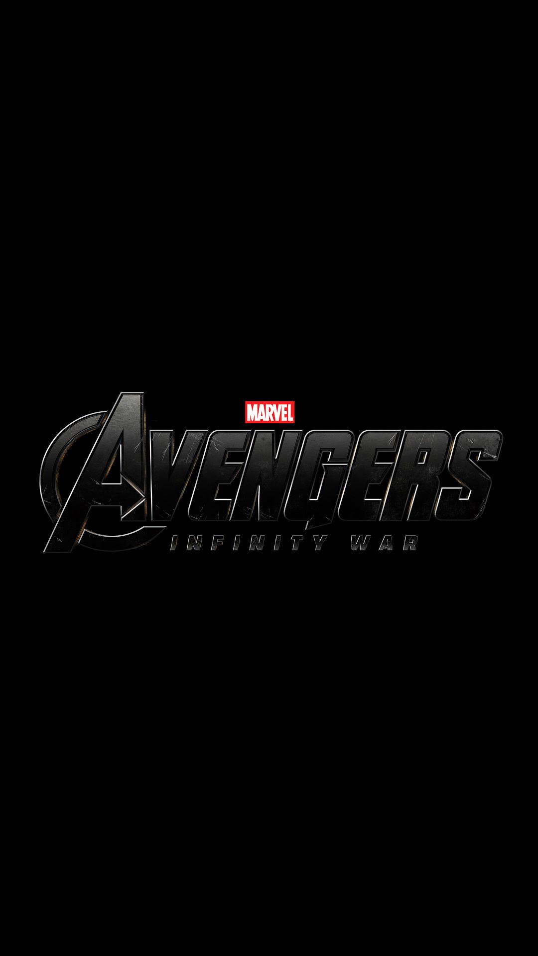 Avengers Infinity War Logo Download 4k Wallpapers