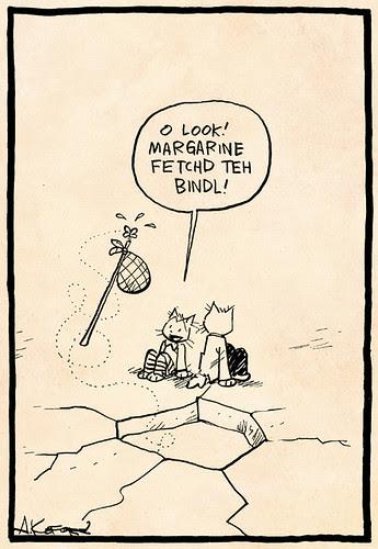 Laugh-Out-Loud Cats #2315 by Ape Lad