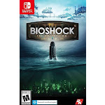 BioShock: The Collection Standard Edition - Nintendo Switch, Nintendo Switch Lite