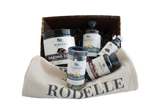 Rodelle Vanilla and Chocolate Prize Basket Giveaway