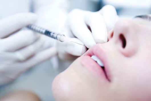 The FDA Just Approved a New Filler That's the First of Its Kind