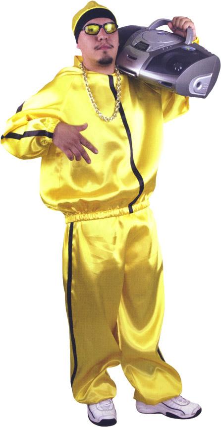 rapper costume at boston costume