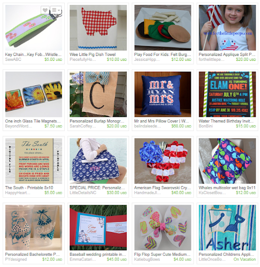 Vend Raleigh Etsy Treasury For July - Vend Raleigh  : Vend Raleigh