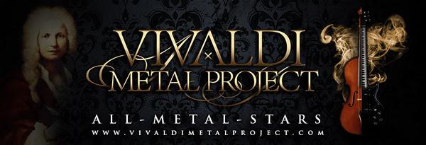 Vivaldi Metal Project on PledgeMusic
