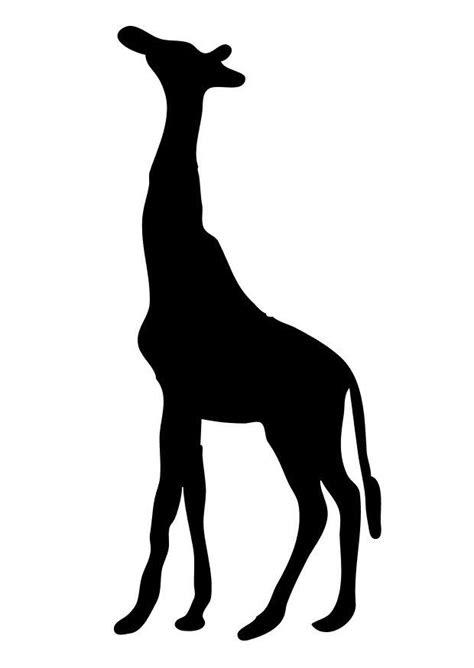 malvorlagen giraffe  kostenlose malvorlagen ideen