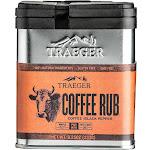 Traeger 8.25 oz Coffee Rub
