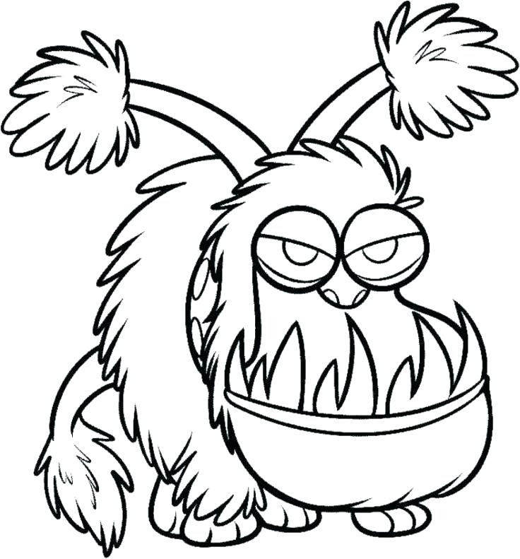 Purple Minion Coloring Page At Getdrawingscom Free For Personal
