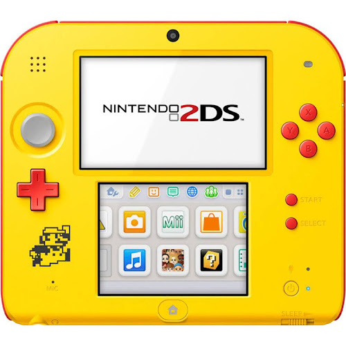Nintendo 2DS Super Mario Maker Edition