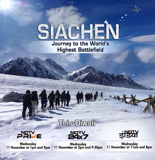 Siachen: Journey to world's highest battlefield! (Latest Documentary)