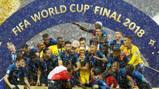 Russia 2018: France Are The New World Champions!