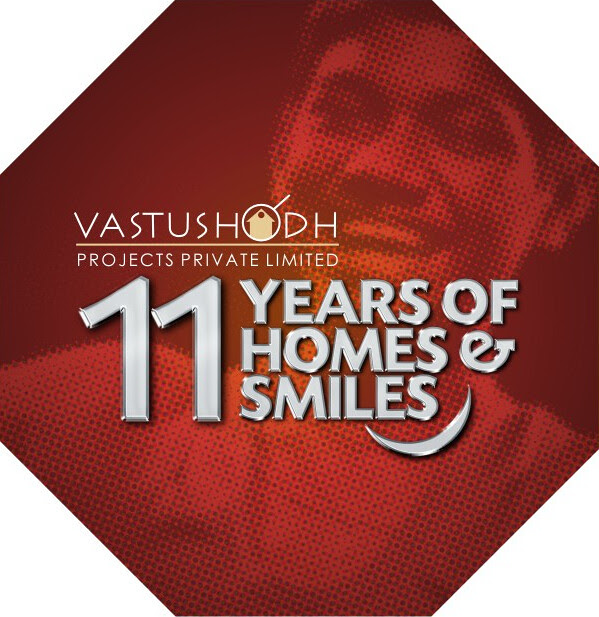 Vastushodh Projects Pvt Ltd Celebrates 11 Years of Homes & Smiles