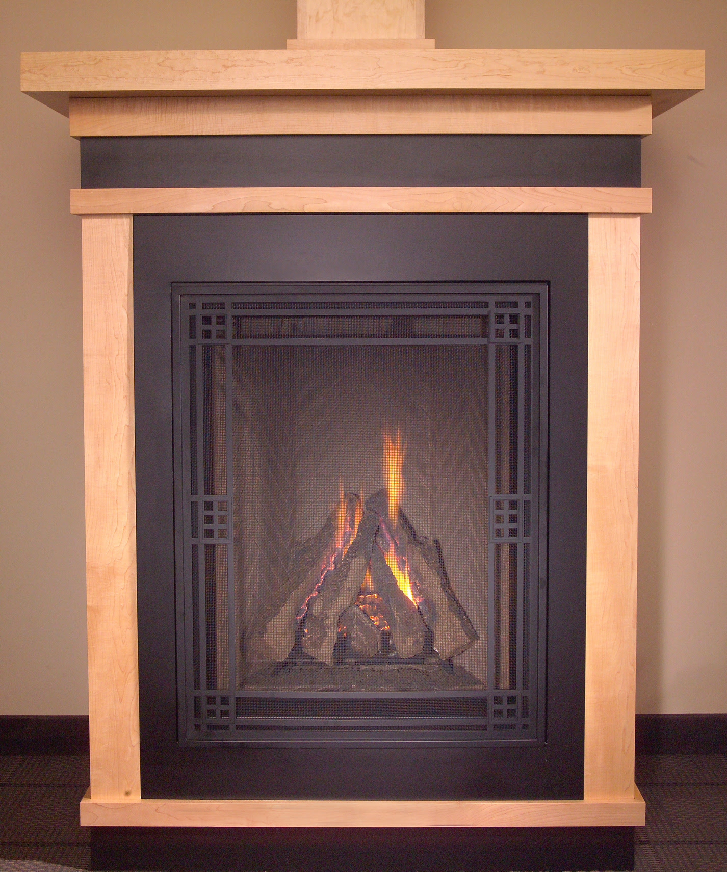 Heat N Glo Gas Fireplace Log Placement Blogsworkanywarecouk
