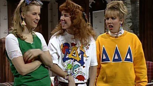 Watch Delta Delta Delta: Meg Has to Give a Speech from Saturday Night Live on NBC.com