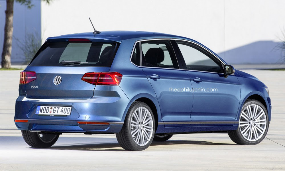 Vw Polo Suv 2017 | 2017 - 2018 Best Cars Reviews